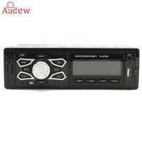 Car Radio 12V Bluetooth Car Audio Stereo In-dash 1 Din FM Aux Input Receiver SD USB MP3 MMC WMA Car Radio Mp3 Player