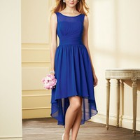 Alfred Angelo High Low Bridesmaid Dress 7298S