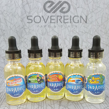 Paradise Dripper E-Juice Bundle
