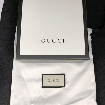 GPON Gucci Belt Box With Dust Bag