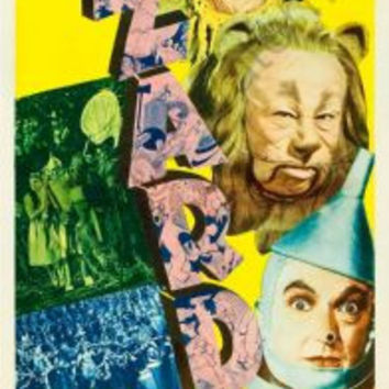 Wizard Of Oz Movie Poster Insert 14x36