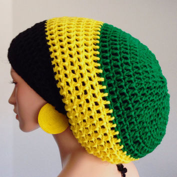 Crochet Pattern For A Rasta Hat Pakbit For Extraordinary Rasta Hat Crochet Pattern