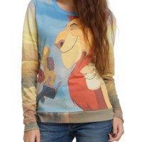 Disney The Lion King Proud Parents Girls Pullover Top