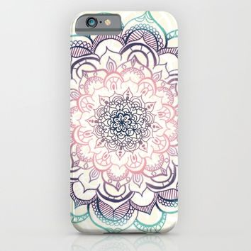 Mermaid Medallion iPhone & iPod Case by Tangerine-Tane
