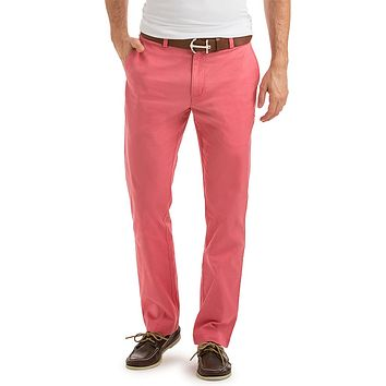 Stretch Breaker Pants in Lobster Reef by Vineyard Vines