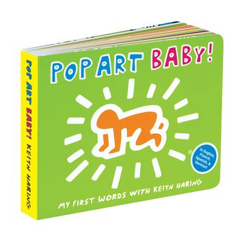 Pop Art Baby Board book – January 6, 2015