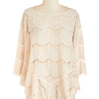 ModCloth Festival Mid-length Cover-up Complement Your Charm Top