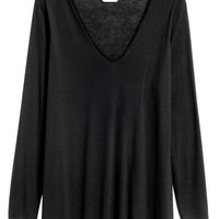 H&M+ Long-sleeved top
