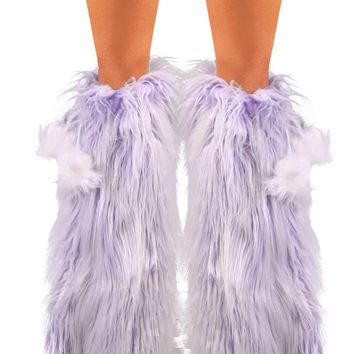 Lavender Frosted Fluffies