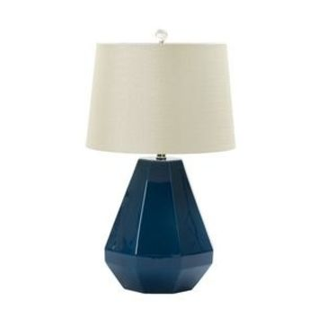 Facted Table Lamp