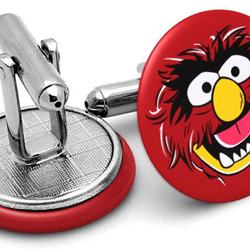 Animal Muppets Cufflinks