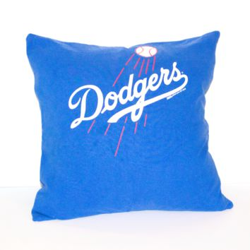 Los Angeles Dodgers Pillow