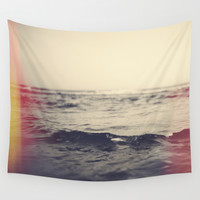 Revival Wall Tapestry by Tina Crespo