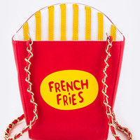 French Fries Cross Body Bag