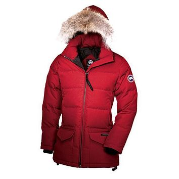 Canada Goose Solaris Parka Women Coat| Best Deal Online