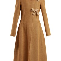 Charlotte wool-blend coat | Brock Collection | MATCHESFASHION.COM UK