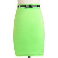 Limeade for You Skirt | ModCloth.com