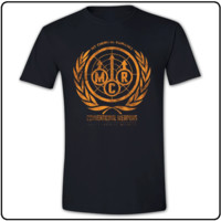 Conventional Weapons Emblem Slim Fit My Chemical Romance Tee