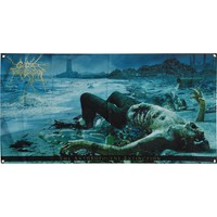 Cattle Decapitation Poster Flag
