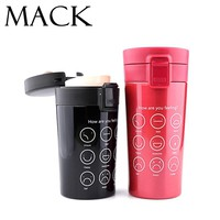 380ml Thermos Cup Coffee Stainless Steel Car Cafe Vacuum Flask Office Coffe Cup Vehicle Bottle Travel Thermoses MCV003