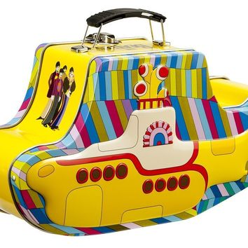 The Beatles Yellow Submarine Tin Lunch Box