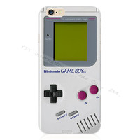 Silicone Gameboy  Phone Case For Apple iPhone 5 5S