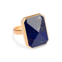 RinglyAries Activity Tracker Smart Ring in Lapis