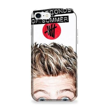 Luke Sleeve 5 Second Of Summer Band Face iPhone 6 | iPhone 6S Case