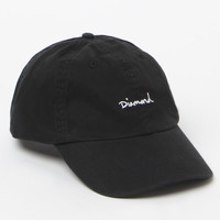Diamond Supply Co Script Sport Strapback Dad Hat at PacSun.com