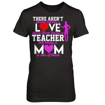 Teacher - There Aren't Many Things I Love