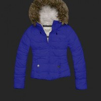 Abercrombie and Fitch Womens Coats 002 Cheap Sale In Hollister UK