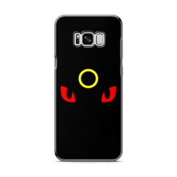 Pokemon Umbreon Samsung Galaxy S8 | Galaxy S8 Plus Case