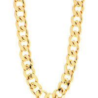So Simple Chain Necklace Set