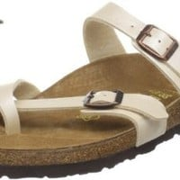 Birkenstock Mayari Sandal,Graceful Antique Lace,39 M EU