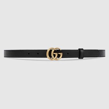 authentic women's Gucci belt
