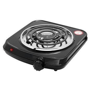 Coil Hot Plate for Hookah Charcoal (Black)