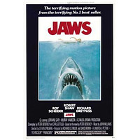 Jaws  Poster 24inx36in