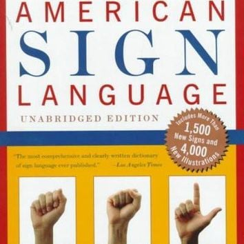American Sign Language Dictionary