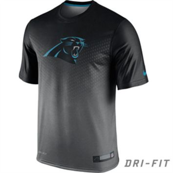 DCCKG8Q NFL Carolina Panthers Dri Fit Ombre Shirt