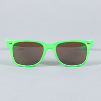 Flatspot - CHOCOLATE CHUNK SUNGLASSES GREEN