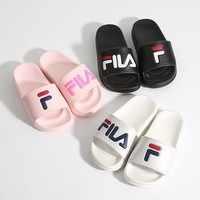 FILA Casual Simple Sandal Slipper Shoes