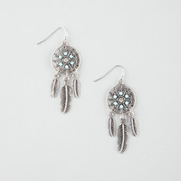 FULL TILT Dainty Dream Catcher Earrings | Earrings