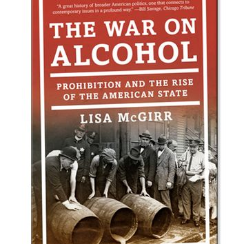 The War on Alcohol Paperback Book