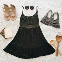 A Babydoll Dress