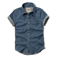 River Jetties Denim Shirt