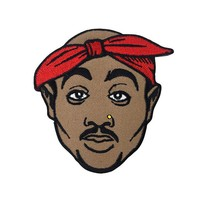 All Eyez On Me Tupac Patch