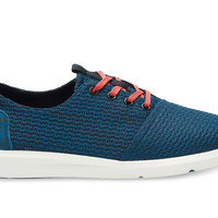 Legion Blue Mesh Men's Viaje Sneakers
