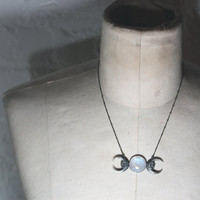 The High Priestess necklace.