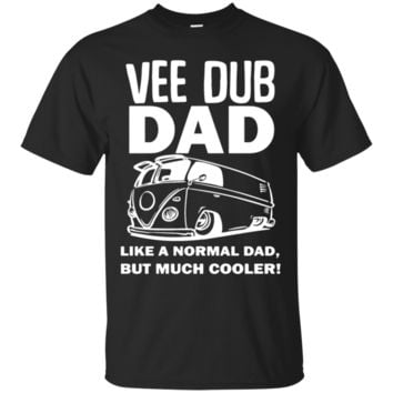 New                        vee dub dad like a normal dad but much cooler - Men's Premium T-Shirt