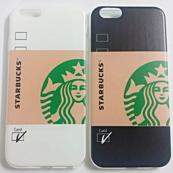 iPhone 6 Plus Case - Starbucks Drink